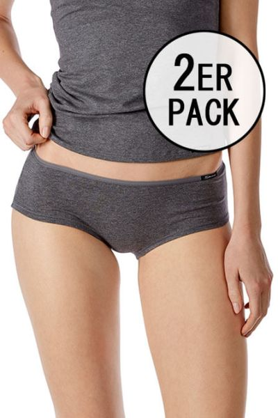 Panty im Doppelpack - ADVANTAGE COTTON Skiny