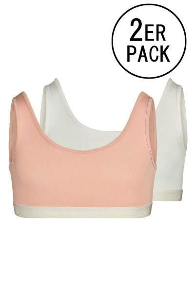 Bustier im 2er Pack - LOVELY GIRLS Skiny girls