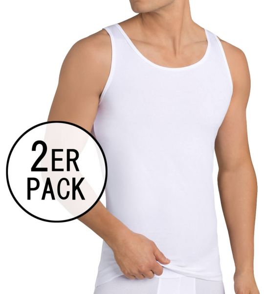 Tank Top im Doppelpack - 24/7 Sloggi men