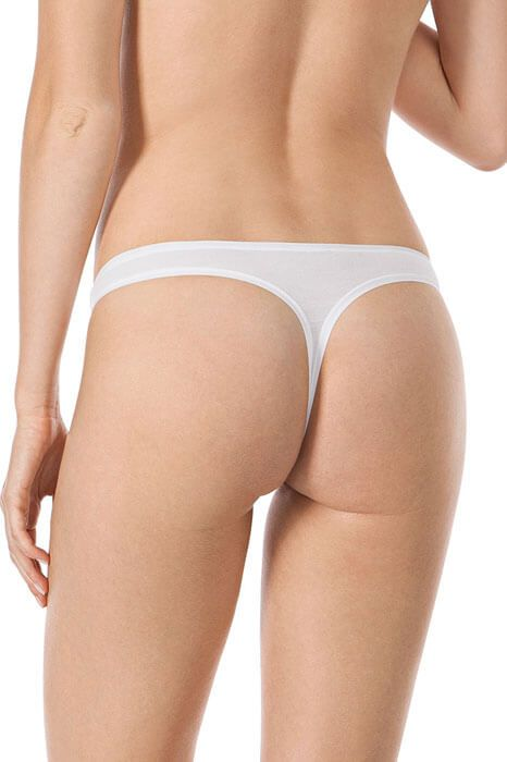 WHITE • 082652 • String im Doppelpack • Advantage Cotton • Skiny