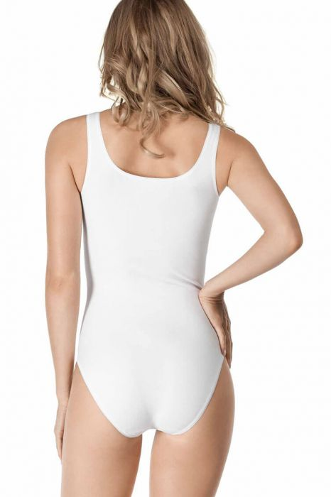 WEISS • 081511 • Trägerbody • Body Collection • Skiny