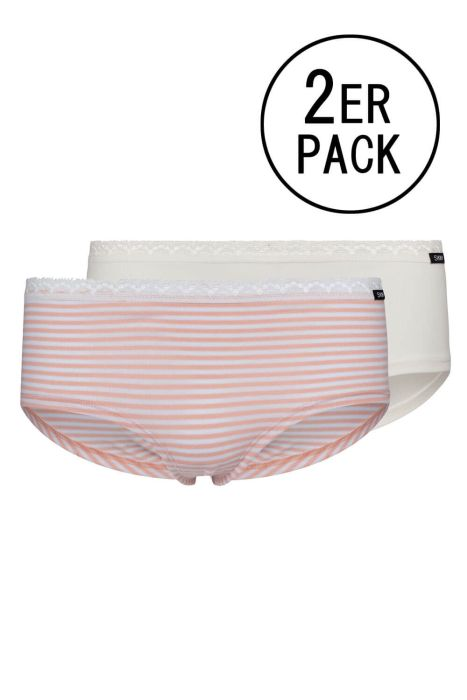 ROSESTRIPE SELECTION • 030006 • Panty im 2er Pack • Lacy Everyday • Skiny girls